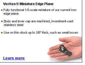 Miniature Edge Plane