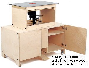 Veritas tools router tables router table stands keyboard keysfo Images